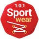 Sportwear - Multi Store Responsive Shopify Theme Nulled
