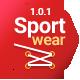Sportwear - Multi Store Responsive Shopify Theme