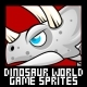 Dino World - Game Sprites - GraphicRiver Item for Sale