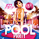 Summer Pool Party | Psd Flyer Template - GraphicRiver Item for Sale