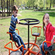 Happy Children Playing at Playground - VideoHive Item for Sale