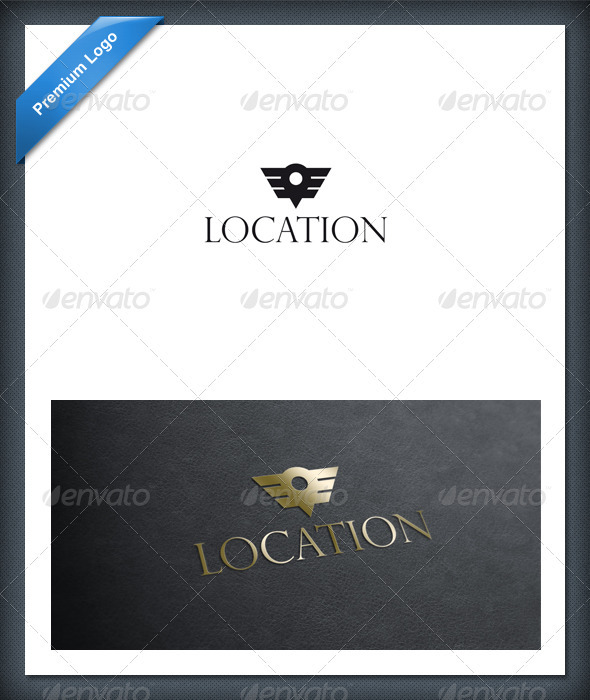 Location Logo Template - Symbols Logo Templates