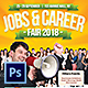Jobs Career Fair Flyer - GraphicRiver Item for Sale
