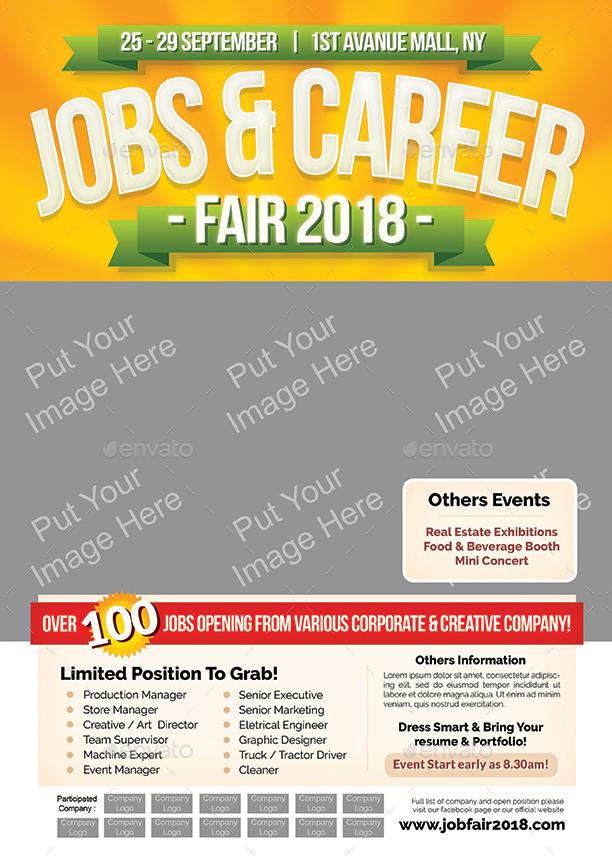 flyer jobs
