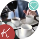 Barista Shows a Master Class In Cooking Coffee - VideoHive Item for Sale