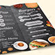 Trifold Brochure Restaurant Menu Template - GraphicRiver Item for Sale