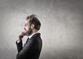 Man thinking - PhotoDune Item for Sale