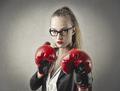 Boxer woman - PhotoDune Item for Sale