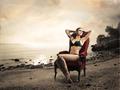 Woman sunbathing - PhotoDune Item for Sale
