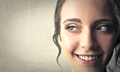 Woman smiling - PhotoDune Item for Sale