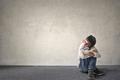 Sad kid - PhotoDune Item for Sale