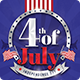 4th Of July Celebration Poster - GraphicRiver Item for Sale