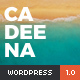 Cadeena - Simple and Clean WordPress Blogging Theme - ThemeForest Item for Sale