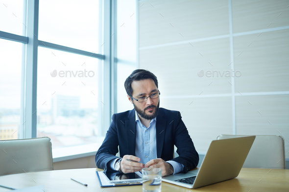 Planning work - Stock Photo - Images