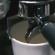 Coffee Machine Pouring Coffee  - VideoHive Item for Sale