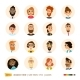 People Avatars Collection  - GraphicRiver Item for Sale