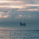 Oil Rig At Sunset - VideoHive Item for Sale