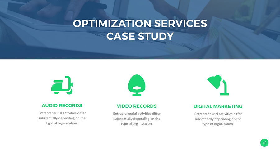 business marketing case study Completely new case studies of how small business successfully see roi from their social media marketing includes realtors, local, coaches, crowdfunding and more.