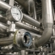Pipes At a Beer Factory - VideoHive Item for Sale
