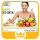 Diet Flyer  - GraphicRiver Item for Sale