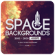 Space Backgrounds [Vol.8] - GraphicRiver Item for Sale