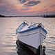 Fishing Boat at Sunset - VideoHive Item for Sale