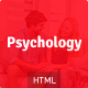 Psychology - HTML5 template for Psychological Practice
