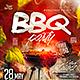BBQ Bash Flyer Template
