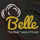 Belle - Food & Restaurant PSD Template Nulled
