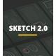 Sketch 2.0 - Google Slide - GraphicRiver Item for Sale
