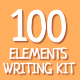 100 Elements Writing Kit - VideoHive Item for Sale