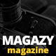 Magazy - Viral, News & Magazine WordPress Theme - ThemeForest Item for Sale