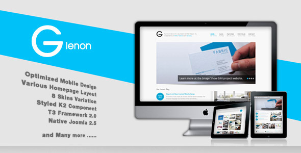 Free Download Glenon - Kids Fashion Joomla Templates with Virtuemart Nulled Latest Version