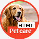 Pet Care - Veterinary HTML Template Nulled