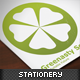 17 Greenasty Society Ultimate Stationery - GraphicRiver Item for Sale