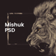 Mishuk - Creative PSD Template Nulled