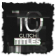 Glitch Titles Collection - VideoHive Item for Sale