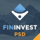 Fininvest — Multipurpose Business, Finance PSD Template