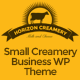 Horizon Creamery - Creamery WP business theme Nulled