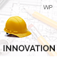 INNOVATION – Construction & Building WordPress Theme - ThemeForest Item for Sale