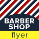 Barber Shop Flyer - GraphicRiver Item for Sale