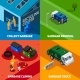 Garbage 2X2 Isometric Design Concept - GraphicRiver Item for Sale