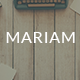 Mariam- Responsive Email + StampReady Builder - ThemeForest Item for Sale