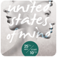 United States of Mind Music Flyer - GraphicRiver Item for Sale