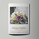 Bi-Fold Wedding Portfolio Brochure - GraphicRiver Item for Sale