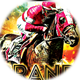 Grand Derby Horse Race Sports Flyer