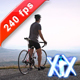 Biker Standing On Top - VideoHive Item for Sale