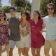 Happy Relaxed Group Of Trendy Young Friends - VideoHive Item for Sale