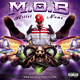 M.O.B Mixtape / CD Cover Template  - GraphicRiver Item for Sale