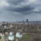 Dramatic Clouds Over Pittsburgh - VideoHive Item for Sale